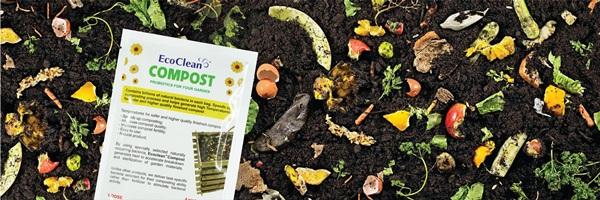 Lợi ích và ứng dụng của men vi sinh ủ phân EcoClean Compost