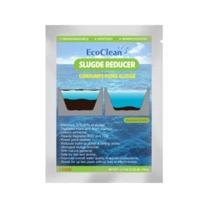 Vi sinh xử lý bùn đáy ao - EcoClean Sludge Reducer