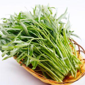 Rau muống có khả năng kháng bệnh tốt, trồng quanh năm, độ đồng đều cao, vị ngon ngọt, mềm, dạng lá tre, màu xanh trung bình