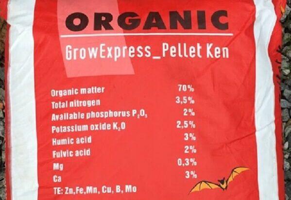 Phân hữu cơ nhập khẩu chất lượng từ Bỉ.