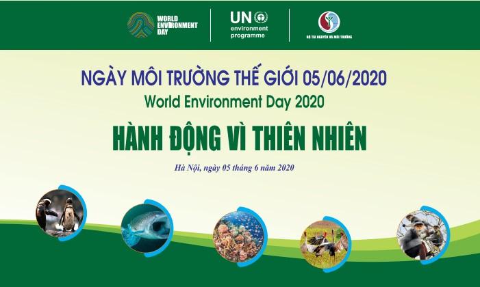 Ngày môi trường thế giới 2020